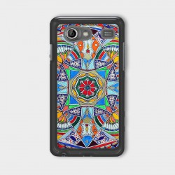 Samsung-Galaxy-Advance-Mandala-candle