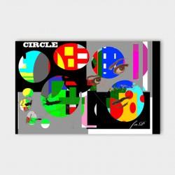 canvasdoek-circle-achtergrond