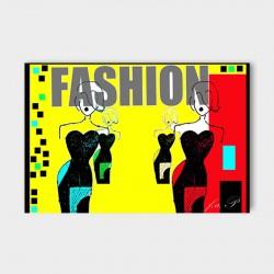 canvasdoek-fashion-achtergrond