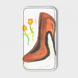iPhone-4-hoesje-leer-high-heels