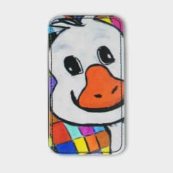 iPhone-hoesje-leer-Duck